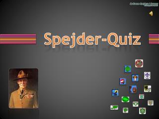 Spejder-Quiz
