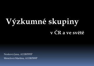 v ČR a ve světě
