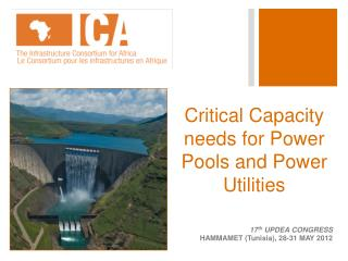 Critical Capacity needs for Power Pools and Power Utilities