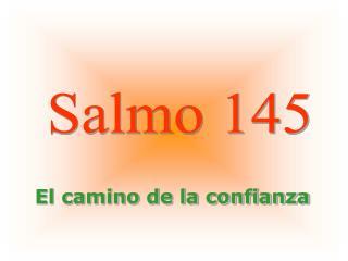 Salmo 145