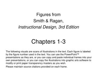 Chapters 1-3