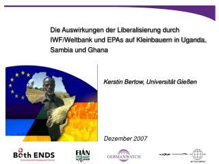 Kerstin Bertow, Universität Gießen