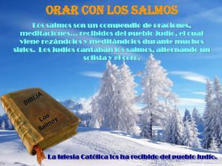 BIBLIA Los Salmos