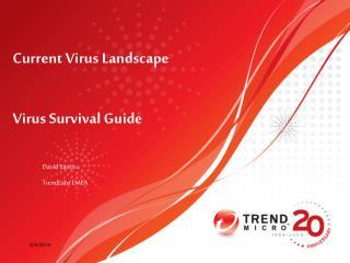 Current Virus Landscape
