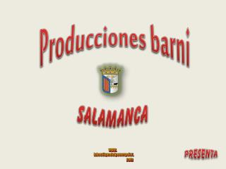 Producciones  barni
