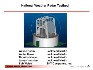 National Weather Radar Testbed