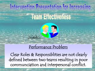 Performance Problem