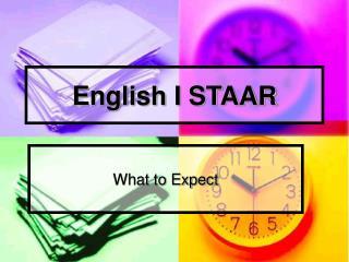 English I STAAR