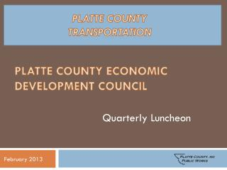 Platte County Economic Development Council