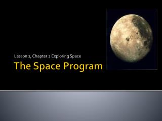 The Space Program