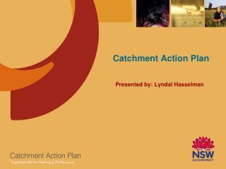 Catchment Action Plan