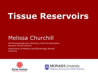 Tissue Reservoirs