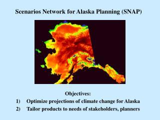 Scenarios Network for Alaska Planning (SNAP)
