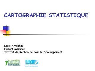 CARTO GRAPHIE STATISTIQUE