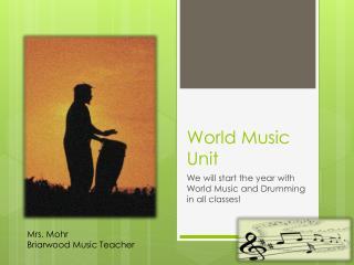 World Music Unit