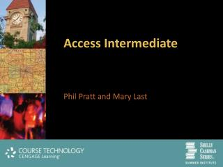 Access Intermediate