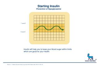 Insulin will help you to keep your blood sugar within limits which are good for your health.