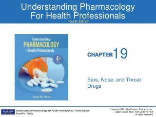 Ears, Nose, and Throat Drugs