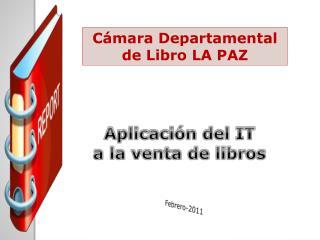 Cámara Departamental de Libro LA PAZ