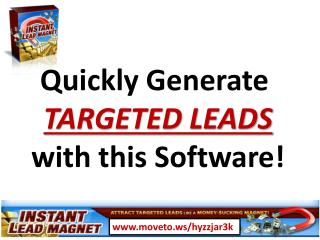 Generate Craigslist Targeted Leads Software