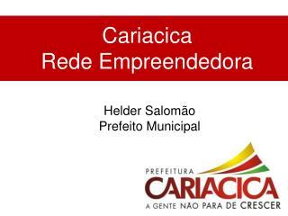 Cariacica Rede Empreendedora
