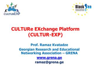 CULTURe EXchange  Platform ( CULTUR -EXP)
