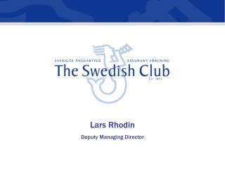 Lars Rhodin