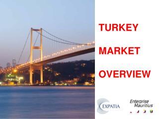 Turkey Market Overview