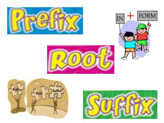 What is a prefix?