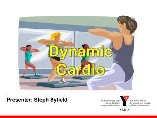 Presenter: Steph Byfield