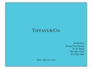 Te-Chi Kuo Cheng-Yuan Huang Yu-Te Hung Min-Min Chen Po-Chieh Shih Date: April 24, 2012