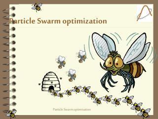 Particle Swarm optimizat ion