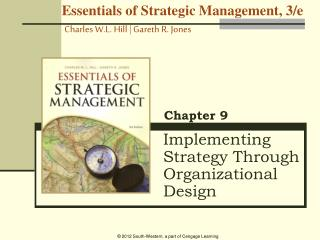 Implementing Strategy Through Organizational Design