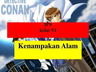 IPS kelas  V I