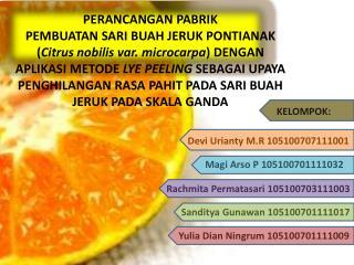 Devi  Urianty  M.R 105100707111001