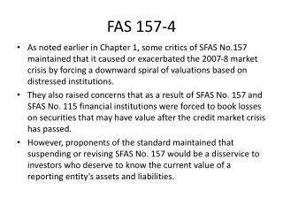 FAS 157-4
