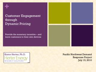 Customer Engagement  through  Dynamic Pricing