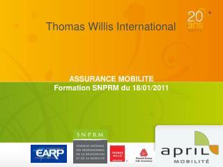 Thomas Willis International
