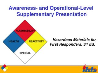Awareness- and Operational-Level   Supplementary Presentation