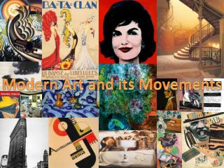 Modern Art and its Movements