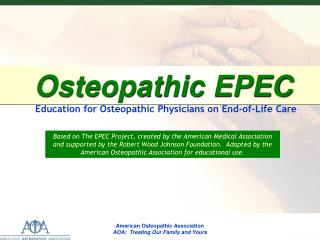 Osteopathic EPEC