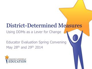District-Determined Measures