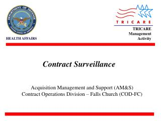 Contract Surveillance