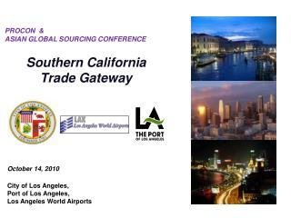 Southern California  Trade Gateway