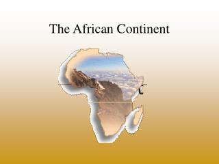 The African Continent