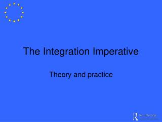 The Integration Imperative