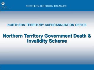 NORTHERN TERRITORY TREASURY