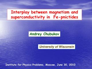 Interplay between magnetism and superconductivity in  Fe-pnictides