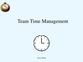 Team Time Management
