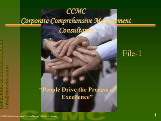 CCMC   Corporate Comprehensive Management Consultants